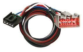 amazon com reese towpower 78124 brake control wiring harness for reese oem wiring harness reese towpower 78124 brake control wiring harness for ford f 150