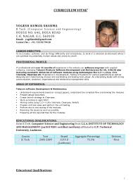 Resume For 10 Years Of Experience Free Resume Example And