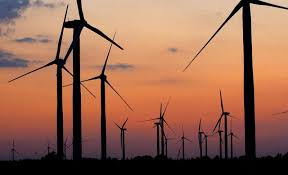 Oklahoma Sunset Chart Oil Battles Wind On The Great Plains The American Prospect