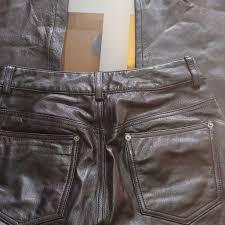 women 100 100 100 wilson leather pants size 8 29ed9e