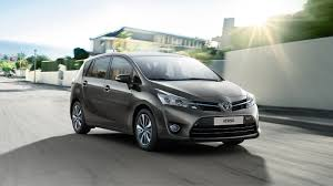 Verso 7 Seater | Seven seater cars | Toyota Ireland - Brian Geary