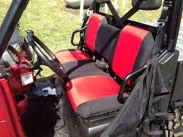polaris ranger xp 900 seat covers