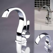 W48 Waschtisch Wasserfall Armatur Waschbecken Wasserhahn Bad Küchen