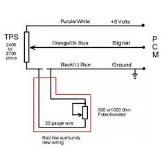 wiring diagram for a potentiometer the wiring diagram 12v tps wiring diagram wiring diagram