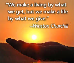 Generosity Quotes New Generosity Sayings And Quotes Best Quotes And Sayings