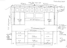 Kitchen Cabinet Height Standard Standard Kitchen Cabinet Doors Winda 7 Furniture