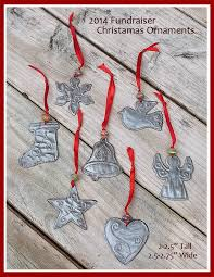24 Best Fundraiser And Charity Fundraising Invitations And Flyers Christmas Ornament Fundraiser