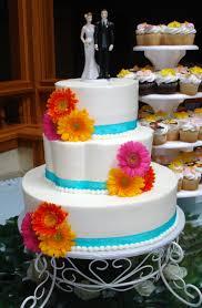 Tasty Layers Multiple Shaped Wedding Cakes Michigan Flint Burton
