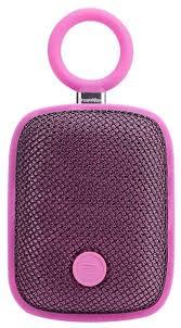 <b>Портативная</b> Bluetooth-<b>колонка DREAMWAVE Bubble</b> pod розовая