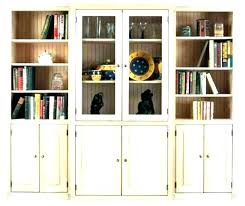 white bookcase glass doors billy bookcase with glass doors white bookcase with glass doors tall bookcase