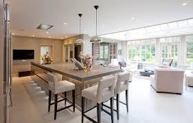 Polished Concrete Floor Kitchen Microcrete Flooring Contemporarykitchen O On Decor