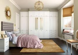 fitted bedrooms. Hammonds Seton Bedroom In White With Mirrors Fitted Bedrooms H