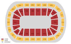 Huntington Center Seating Chart For Monster Jam First In Line Huntington Center