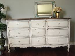 distressed antique furniture. Finest Distressed White Has Antique Dresser - Furniture I