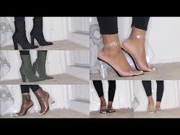 Huge Boohoo Simmishoes Shoe Haul Now 50 70 Off