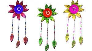 paper wall hanging decorations how to make easy wall hanging decorations for diwali paper craft