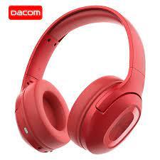 DACOM HF002 Tai Nghe Bluetooth Có Dây Không Dây Tai Nghe Stereo Tích Hợp  Mic Dual Driver 4 Loa cho TIVI Iphone Samsung Xiaomi|Bluetooth Earphones &  Headphones