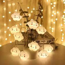 Dây Đèn Led Trang Trí Giáng Sinh / Phòng Ngủ / Nhà Ở / Phòng Trẻ Em / Năm  Mới Sử Dụng Pin - Khác