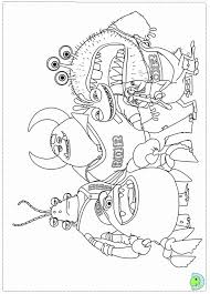 Small Picture Monsters University Coloring Pages Halloween Coloring Home