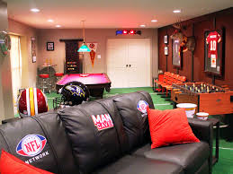Man Caves: NFL Fan Cave : Tv Shows : DIY Network- Mike would be