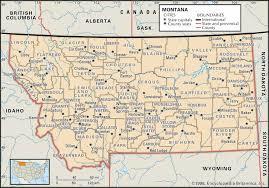 historical montana map atlas  dot highway map collection
