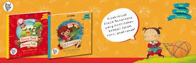 Erlangga For Kids dongeng nusantara