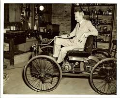 the founder henry ford michigan history the ford quadricycle