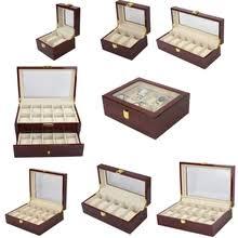Коробочки для часов с бесплатной доставкой в Аксессуары для ...
