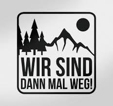 Wandtattoo Deutsche Sprüche Für Ihr Zuhause Für Wohnwagen Tenstickers