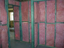 insulating interior walls for sound