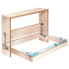 murphy bed plans with table. Best 25 Murphy Bed Plans Ideas On Pinterest Diy Desk With Table 3