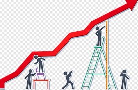Line Chart Ppt Figures With Line Graph Illustration Cardinaleway Mazda