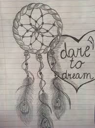 Dream Catchers Sketches How to Draw a Dream Catcher Recipe Dream catchers Catcher and 48