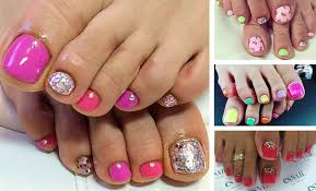 Cute Pedicure Designs 31 Easy Pedicure Designs For Spring Stayglam