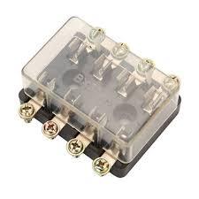 way car auto circuit fuse box holder agc jso tube multiple 4 way car auto circuit fuse box holder agc jso tube multiple fuse holder waterproof