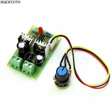 <b>1pc 12V</b>/<b>24V/36V</b> 3A DC Pulse Width PWM Motor Speed Regulator ...