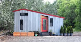 corrugated metal siding tiny house reclaimed walnut and corrugated metal siding corrugated metal panel