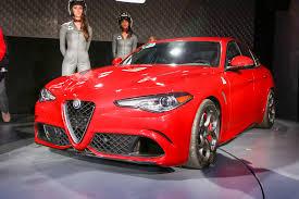 alfa romeo new car releasesAlfa Romeo Giulia Giulia Quadrifoglio Pricing Announced