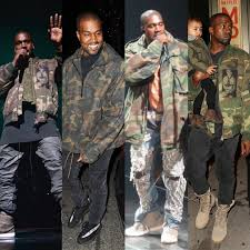 Kanye Designer Clothes Inspiration Camo For The Vibe Yeezy Foccz I Feel Like