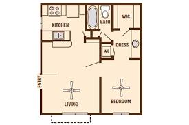 1 Bedroom Apartments San Antonio Tx Style Plans New Inspiration