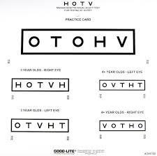 Hotv Chart Full Form Combination Lea Symbols Hotv 50 Rectangle 10 Foot Chart