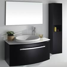 45 Marvelous Modern White Bathroom Vanities Interior Vanities ...