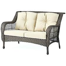 outdoor wicker loveseat cover and chairs recliner improvements resin a liked on home improvement
