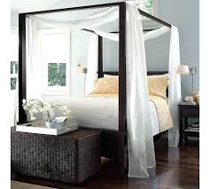 4 Poster Bed Adorable Canopy Curtains For Four Poster Bed Designs ...
