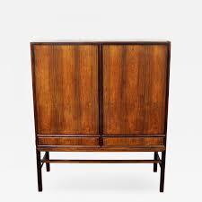 Dresser With Cabinet Ole Wanscher Mid Century Modern Danish Chest Cupboard Dresser
