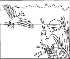 Small Picture Downloads Online Coloring Page Hunting Coloring Pages 63 In