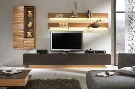 Tv : Narrow Black Painted Oak Wood Tv Cabinet With Glass Doors ...