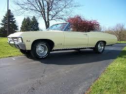 SOLD: 1967 Chevrolet Impala SS Convertible 396 Â« Ross Customs