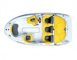 全新定制座椅罩内饰用于sea doo sportster
