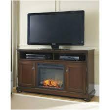 W697 68 Ashley Furniture Tv Stand With Fireplace Option